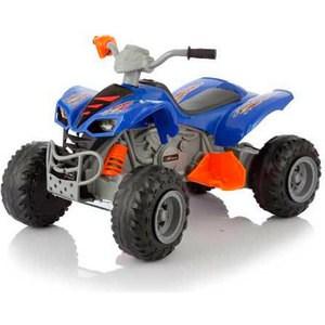 Электромобиль-квадроцикл Jetem Scat 2 мотора синий KL-789