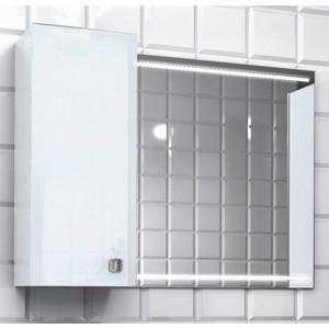 Зеркальный шкаф Edelform нота 90 белый (2-618-00-S)  цена и фото