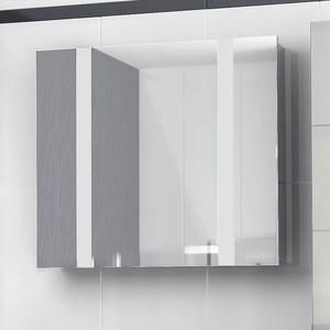 Зеркальный шкаф Edelform фреш 80 белый (2-545-00-O) шкаф berloni зеркальный bagno sn07 dx 401
