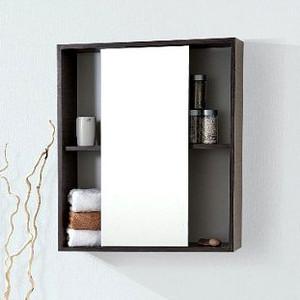 Зеркальный шкаф Aqualife Design бостон 70 (2-136-22-O)