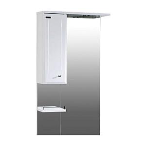 Зеркальный шкаф Aqualife Design осло-60 левый (2-157-000-L-S)