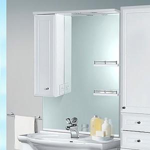 Зеркальный шкаф Aqualife Design осло-70 левый (2-158-000-L-S)