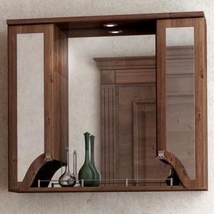 Зеркальный шкаф Aqualife Design пиллау 80 (2-141-025-S)