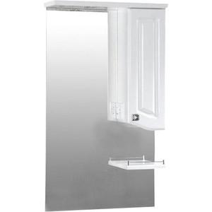 Зеркальный шкаф Aqualife Design честер 60 (2-171-000-S) aqualife design шкаф с зеркалом aqualife design мальме 60