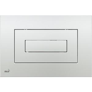 Клавиша смыва AlcaPlast глянцевый хром (M471)