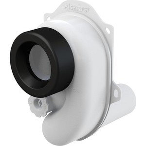 Сифон AlcaPlast A45B для писсуара горизонтальный