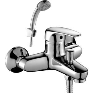 Смеситель для ванны Rossinka с аксессуарами (F40-31) пластиковый бордюр для ванны