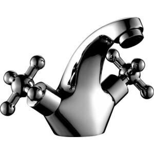 Смеситель для раковины Rossinka (G02-61) rossinka смеситель для умывальника rossinka t40 11 однорычажный монолитный излив хром 1amlwwr