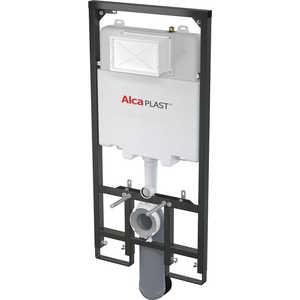 Инсталляция для унитаза AlcaPlast Sadromodul slim для сухой установки или Slimbox 1.2 м (A1101B/1200)