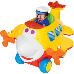 Kiddieland Развивающая игрушка ''Забавный самолет'' р/у KID 041293