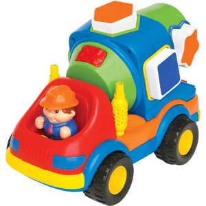 Kiddieland Развивающая игрушка ''Цементовоз-сортер'' KID 048702