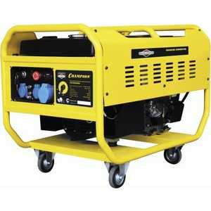 Подробнее о Генератор бензиновый Champion GG10000EBS инверторный бензиновый генератор