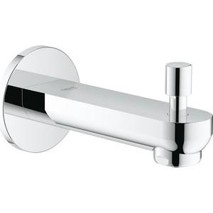 Излив Grohe Eurosmart cosmopolitan для ванны с переключателем (13262000) смеситель для ванны grohe eurosmart 33305001