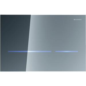 Клавиша смыва Geberit Sigma 80 электронная зеркальное стекло (116.090.SM.1) клавиша смыва geberit sigma 50 белая 115 788 00 1