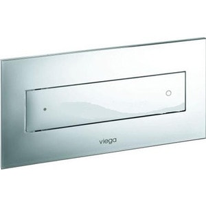 Клавиша смыва Viega Visign for style 8332.1 2ой смыв хром глянцевый (597252)