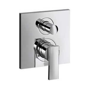 Смеситель для ванны Axor Citterio (39455000) axor термостатaxor starck 12410000 для ванны с душем