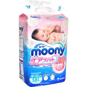 Moony S 4-8кг 81шт 4903111243822
