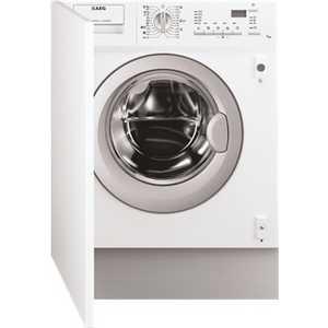Встраиваемая стиральная машина AEG L 61470 WDBI aeg l 76260 tl