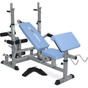 Многофункциональная скамья Carbon Fitness MB-60