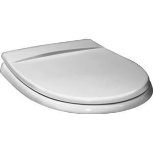 Gustavsberg Сиденье basic жесткий пластик мет крепл (GB1919901950)