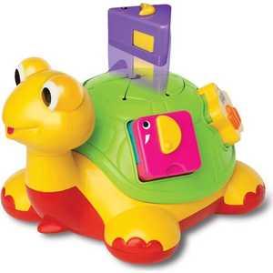 Каталка игровая Kiddieland ''Черепаха-знайка'' KID 049742