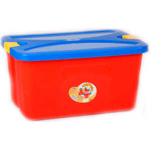 Ящик Пластишка Секрет для игрушек М2597 ящик для игрушек kidkraft ящик для игрушек остин бежевый