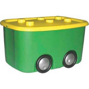 Ящик Пластишка Моби для игрушек М2598 ящик для игрушек kidkraft ящик для игрушек остин бежевый