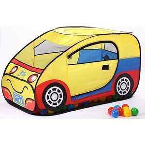 Домик Bony 122х66х69см в комплекте с шариками 100шт LI660 игровой домик bony 85х85х100см с тоннелем и шариками 100 шт li522