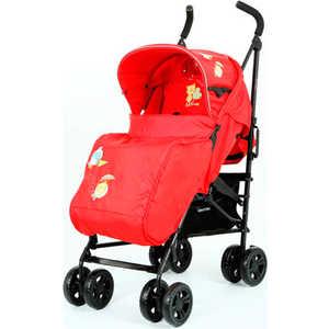 Коляска трость Mobility One ''А5970 Torino'' котенок/щенок (красный)