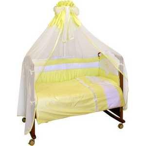Фотография товара комплект постельного белья Сонный Гномик ''Пушистик'' (желтый) 710/4Б (192907)