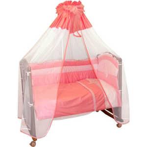 Фотография товара комплект постельного белья Сонный Гномик ''Пушистик'' (розовый) 310/2 (192979)