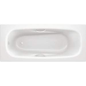 Стальная ванна BLB Anatomica hg 170x75 см 3.5 мм с отверстиями для ручек (B75L handles)