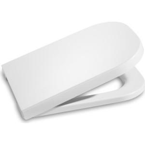 Сиденье для унитаза Roca Gap дюропласт микролифт (801472004) сиденье для унитаза cersanit easy белое дюропласт микролифт p ds easy dl