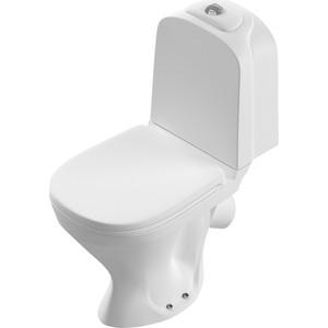 Унитаз компакт SANITA LUXE Classic двухрежимный смыв, сиденье из дюропласта  sanita волга
