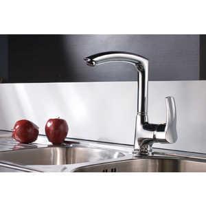 Смеситель для кухни SMARTsant Карат (SM064001AA) смеситель для кухни рмс sl77w 017f 1