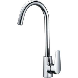 Смеситель для кухни SMARTsant Инлайн (SM103501AA) смеситель для ванны и душа smartsant смарт инлайн излив 350 мм цвет хром