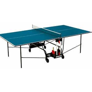 Теннисный стол Donic-Schildkrot Indoor Roller 400 Blue (230284-B) цена
