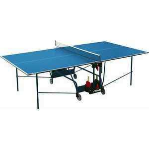 Теннисный стол Donic-Schildkrot Indoor Roller 600 Blue (230286-B) цена