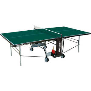 Теннисный стол Donic-Schildkrot Indoor Roller 800 Green (230288-G) теннисный стол kettler axos indoor 3 серый