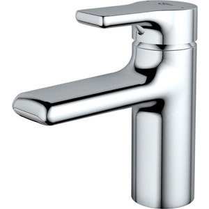 Смеситель для раковины Ideal Standard Attitude водопадный излив (A4598AA) b9933aa коннект блу смеситель для умывальника r излив поворотный ideal standard