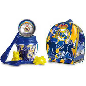 Unice ''Реал Мадрид'' в рюкзаке с мячом UN 23100