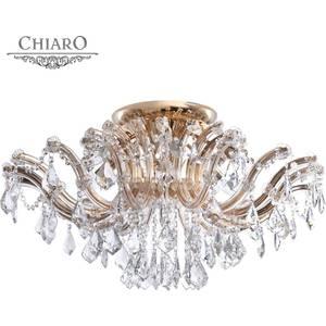 Люстра Chiaro 383010106 накладная люстра 383010106 chiaro хрустальная люстра