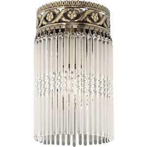 Потолочный светильник Odeon 2556/1C встраиваемый светильник favourite conti 1557 1c