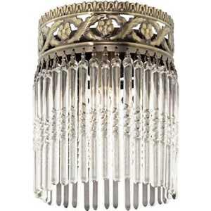 Потолочный светильник Odeon 2554/1C встраиваемый светильник favourite conti 1557 1c