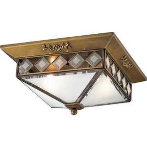 Потолочный светильник Odeon 2544/2 потолочный светильник коллекция morne 2544 2 бронза белый odeon light одеон лайт