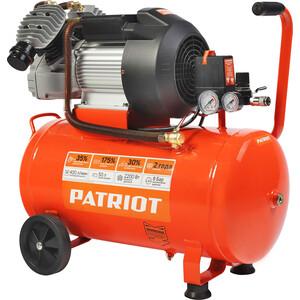Компрессор масляный PATRIOT VX 50/402 электрогенератор patriot vx 50 402