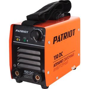Сварочный инвертор PATRIOT 150 DC