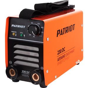 Сварочный инвертор PATRIOT 230DC