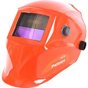 Сварочная маска PATRIOT 350D Хамелеон