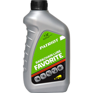 Масло для смазки цепи PATRIOT 1л Favorite Bar Chain Lube
